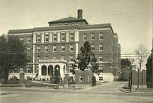 Vintage Photographs of Eloise / Photographs of Eloise provided by the Westland Historic Village Park.