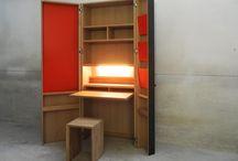 Bureaus / Bureaus en consoles