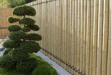 bambu fence