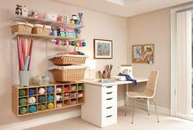 Workroom Ideas / by Danae McQueen