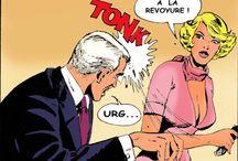 Baghera / Comic heroine