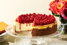Tartas, pasteles y bizcochos