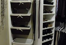 Organizing & cleaning / by Melinda Bracamonte