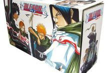 Box Set / Manga series that come in box set.