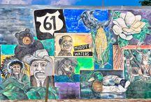 Mississippi Murals