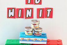 Birthday party ideas / by Tonya Dozier