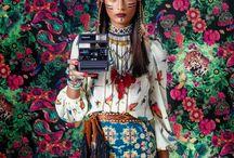Editorial / Referências para fotografia de moda