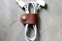 organizadores  cables