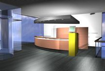 Zakelijke Interieurs / SchoonemanDesign is a full-service specialist in designing, coordinating and building of interiors, exhibits, trade shows and events anywhere in the world.