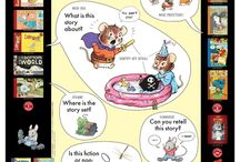 Reading / Reading and  literacy support materials / by Suzanne Herman