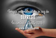 Depresia / Terapia ortomoleculara in caz de depresie - drsuciu
