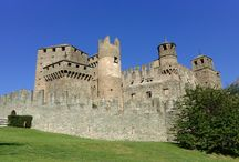 Castle Fenis / Castello di Fenis