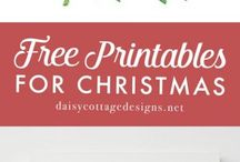 Free Printables from Daisy Cottage Designs