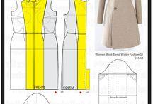 DIY sew coat