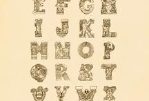 Art/Type It Up! / by Alexandra Smith
