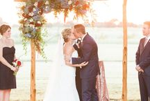 Molly + Clay, Featured Wedding at Duchman Winery