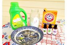 Essential oil recipes / by Debbie Heck