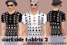 Vêtements Homme (Sims 4)