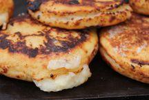 Arepas (Venezuelan Cuisine)
