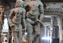 Tamilnadu Temples sculpture