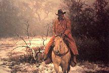 cowboys / by Cheryl Baughman