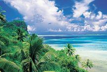 MAUPITI, the secret island, the small Bora Bora