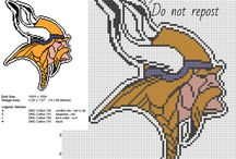 Sports Cross Stitch / by Luci Patterson