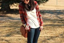 Fall/Winter style / by Breanna Ceja