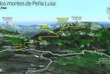 Montaña: El Correo / Senderismo y rutas de montaña por el País Vasco y su entorno publicadas en el diario EL CORREO.