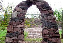gerbang batu