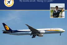 Plane Talk / by Jet Airways India