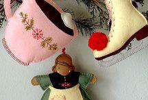 CHRISTMAS ORNAMENTS / by Kathy Estis