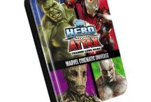 Marvel Cinematic Universe Hero Attax / This collection is a must have for Marvel fans of all ages