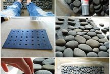 DIY: Decorated Stones