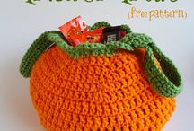 crochet halloween / Dla mojego synka, dla śmiechu, radości i oswajania tego co trudne