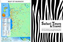 Manado City  / Please join to Safari Tour & Travel..The Best in North Sulawesi Tour & Travel Planning, and Hotel & Scuba Diving Package Reservations