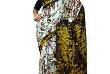 conceptual ethnic wear