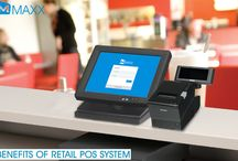 Benefits of Retail POS system / - There are several advantages of retail POS System. Proper selection of POS system helps to reduce your work. - POS system saves time, reduces manual errors, calculation and paperwork....http://maxxerp.blogspot.in/2014/01/benefits-of-retail-pos-system-there-are.html