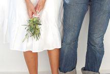 Santorini wedding style