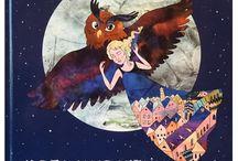 Книжная Луна / Книги для детей, в названии которых есть Луна