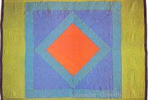 Antique Quilts / Antique quilts that inspire me