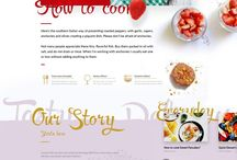 food design layout