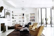 INTERIOR | LIVING ROOM / by Christine Han