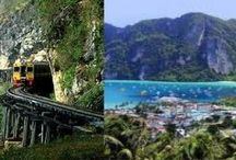 Thailand Sightseeing Tours / Thailand world famous tourist attractive country.......... http://www.joy-travels.com/city/thailand