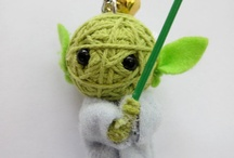 String voodoo dolls!