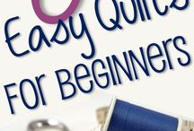 5 Easy quilts.