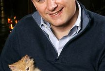 Stephen Harper Likes Cats / Canada's Prime Minister just adores cats, ok?