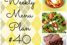 Life on the go; meal planning
