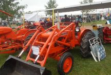 Tractors and Implements