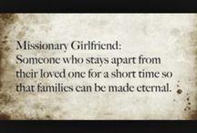 missionary girlfriend